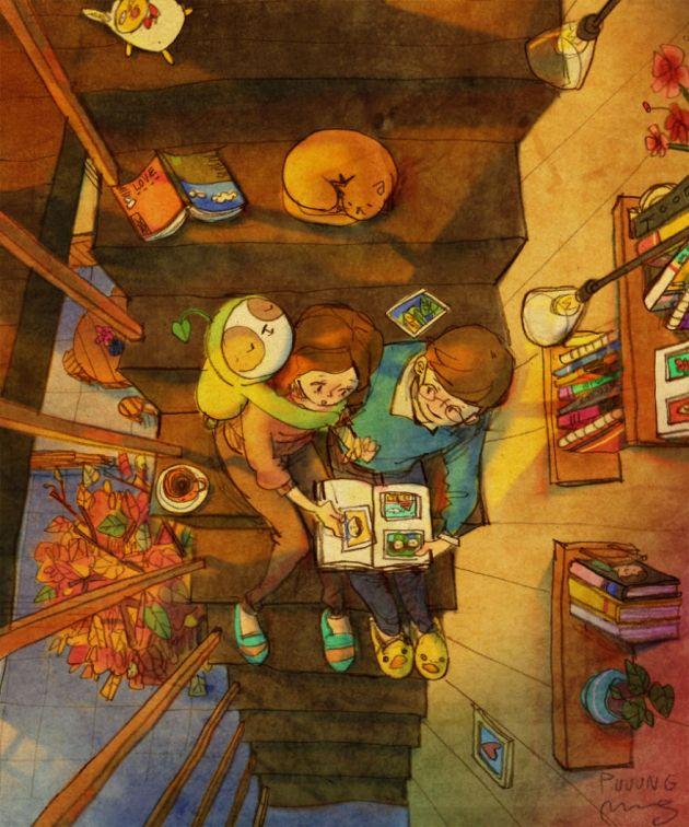 sweet-couple-love-illustrations-art-puuung-22__880