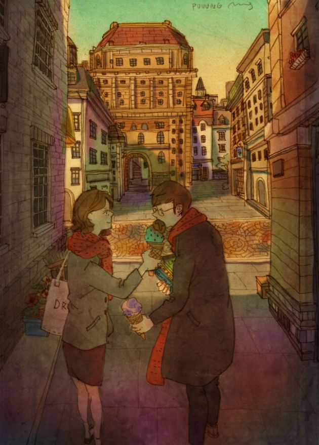 sweet-couple-love-illustrations-art-puuung-42__880