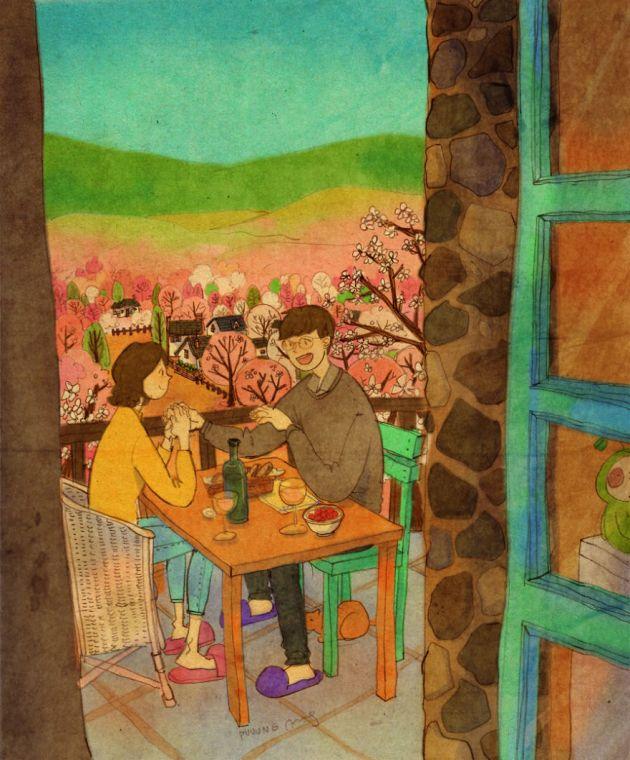 sweet-couple-love-illustrations-art-puuung-4__880